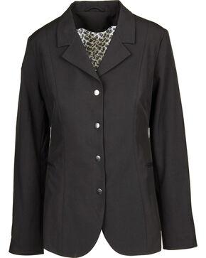 Dublin Women's Derby Soft Shell Show Coat, Black, hi-res