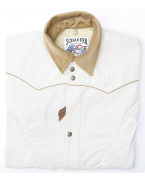 Schaefer Canvas Convertible Duster Jacket, Natural, hi-res