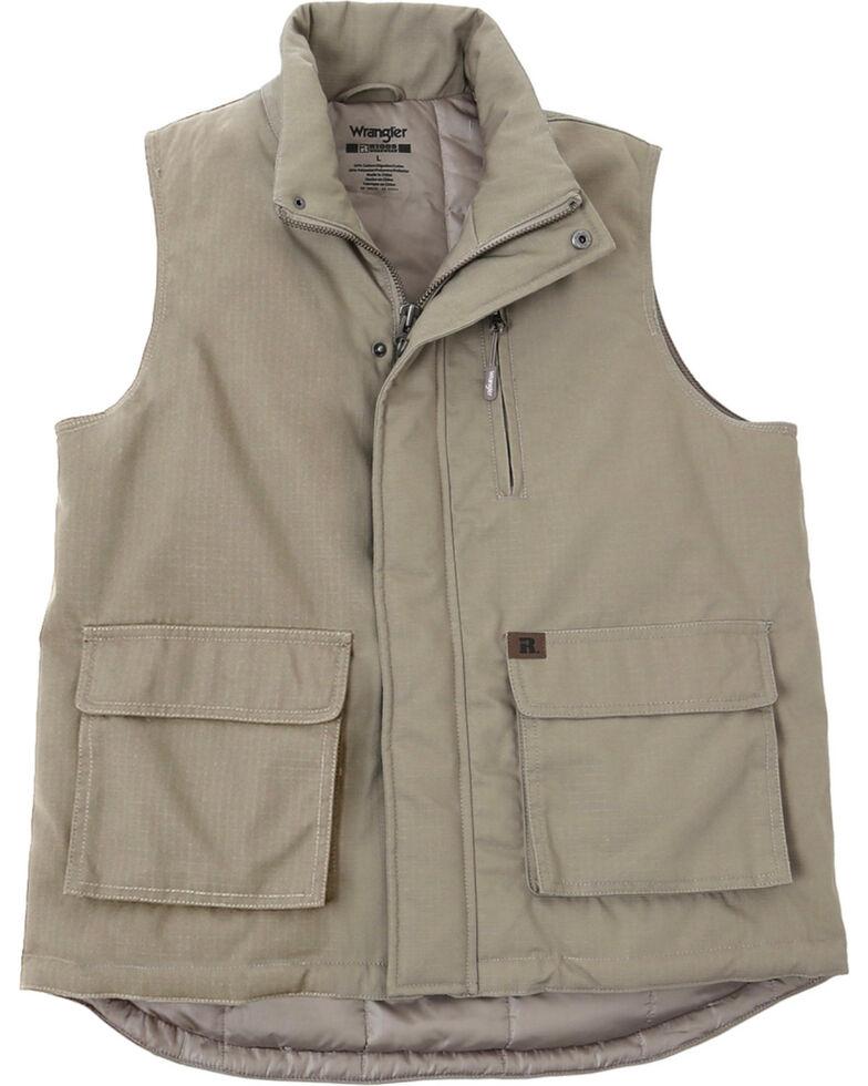 4851e73556 Wrangler Men s RIGGS Workwear Foreman Vest - Big   Tall