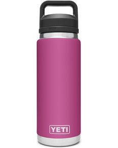 Yeti Rambler 26oz Pear Pink Chug Cap Botte, Pink, hi-res