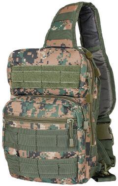 Fox Outdoor Stinger Sling Bag, Brown, hi-res