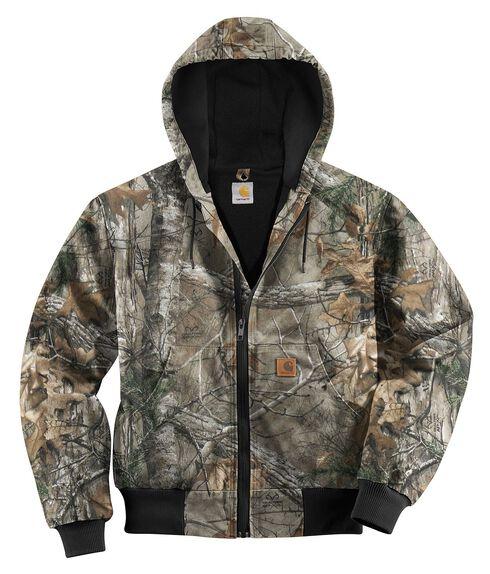 Carhartt Realtree Xtra® Camo Thermal Lined Active Jacket - Big & Tall, , hi-res