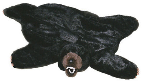 Carstens Home Small Black Bear Rug, Multi, hi-res