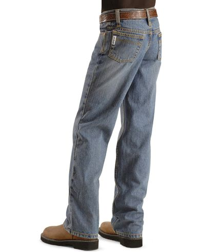 Cinch 174 Boys White Label Jeans 8 16 Regular Sheplers