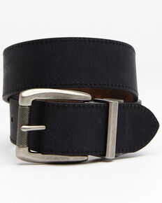 Hawx Men's Rugged Reversible Work Belt, Black/brown, hi-res