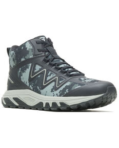 Bates Men's Rush Mid Lace-Up Work Boots - Soft Toe, Camouflage, hi-res