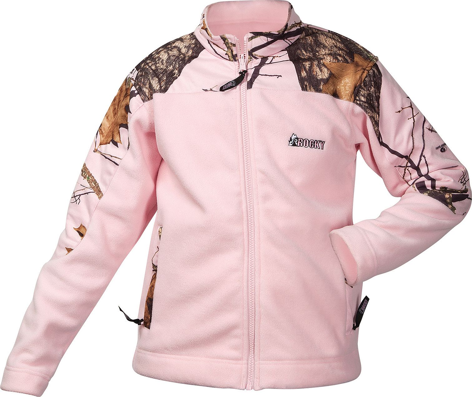 Rocky Girls Realtree Camo Fleece Jacket Sheplers