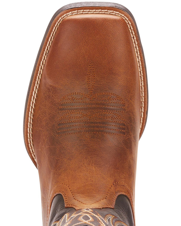Ariat Men S Rustler Brute Western Boots Square Toe
