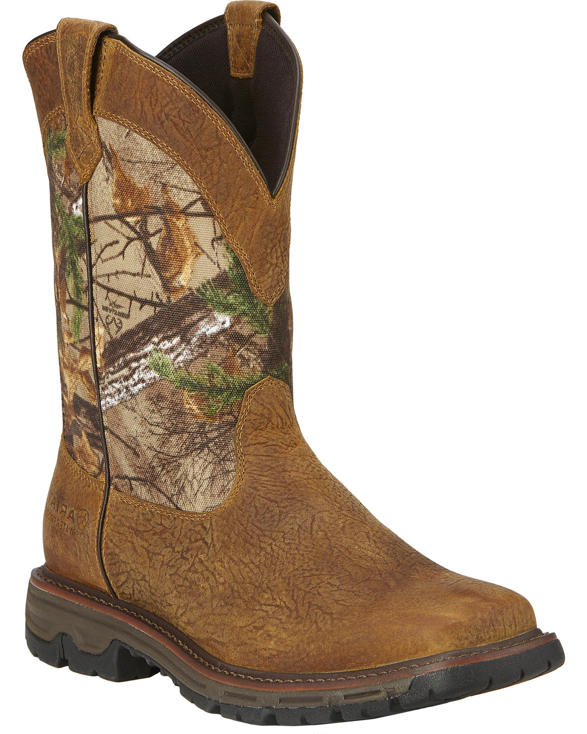 Ariat Men's Conquest H2O Pull-On