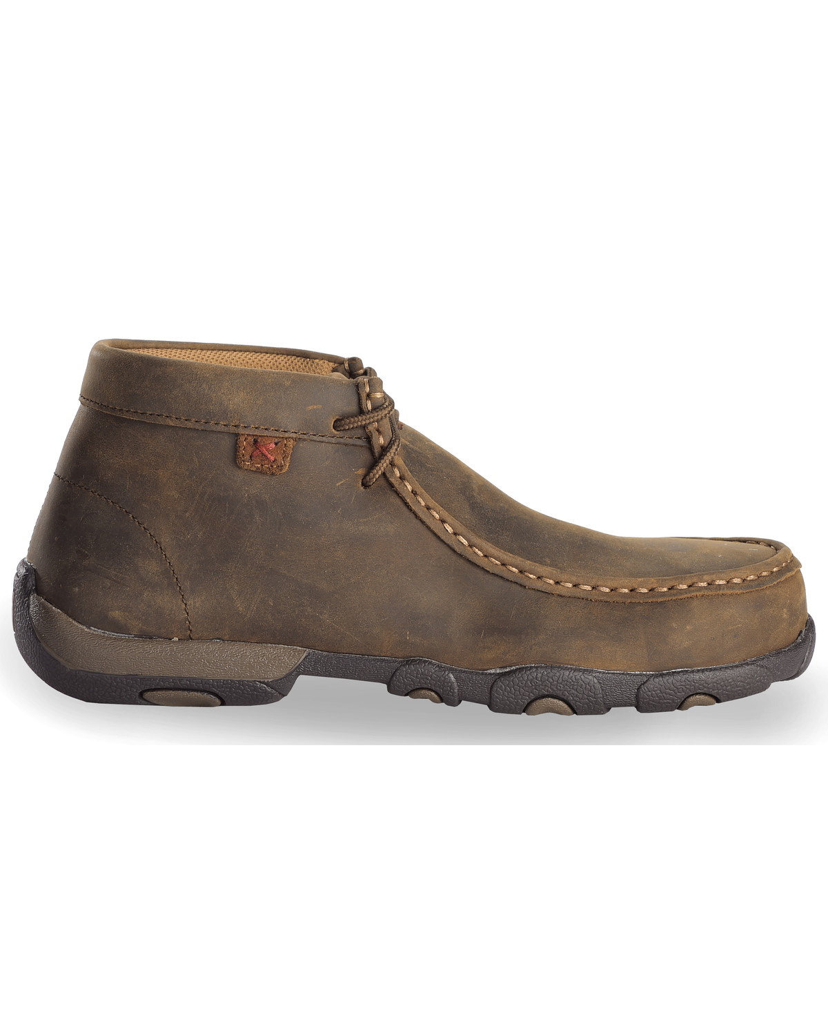 9eb0239a2b5 Twisted X Driving Moc Work Shoes - Steel Toe