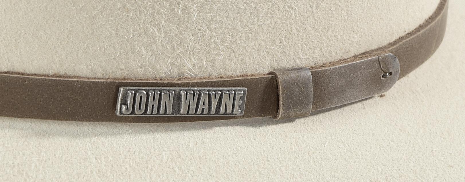 Resistol John Wayne 6X Fur Felt Duke Cowboy Hat  fb78cd3bb7a2