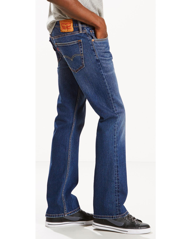 Leviu0026#39;s Menu0026#39;s 527 Slim Fit Jeans - Boot Cut | Sheplers
