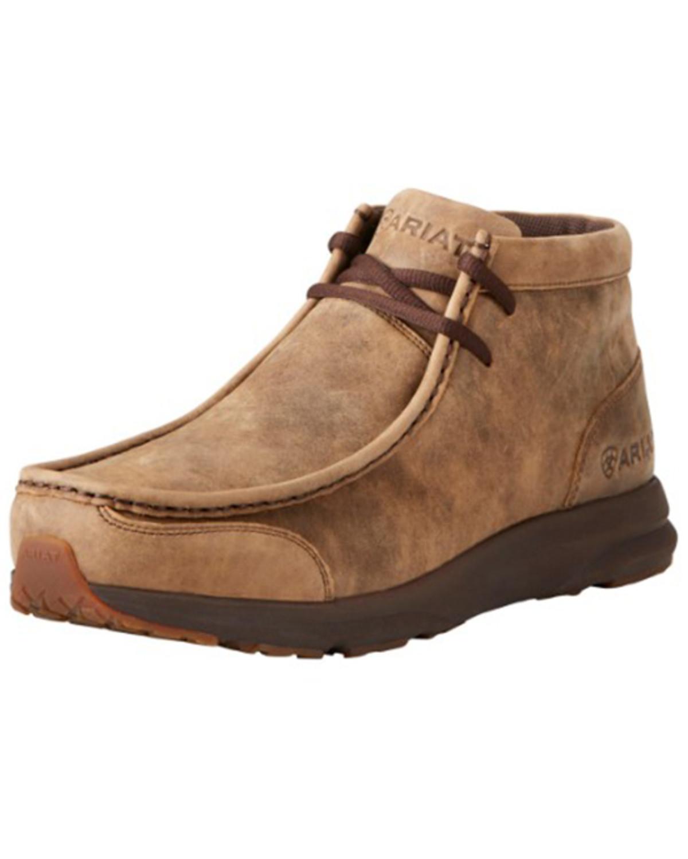 Ariat Men's Brown Spitfire Shoes   Sheplers