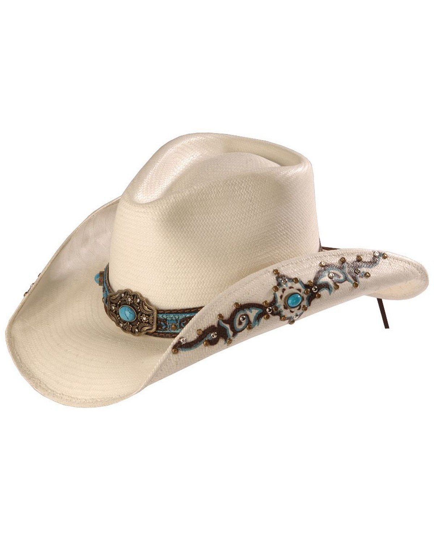 Bullhide Sweet Seduction Straw Cowgirl Hat   Sheplers