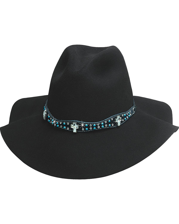 4c93999ab0e Images. Bullhide Hats Women s Free People Wool Cowboy Hat