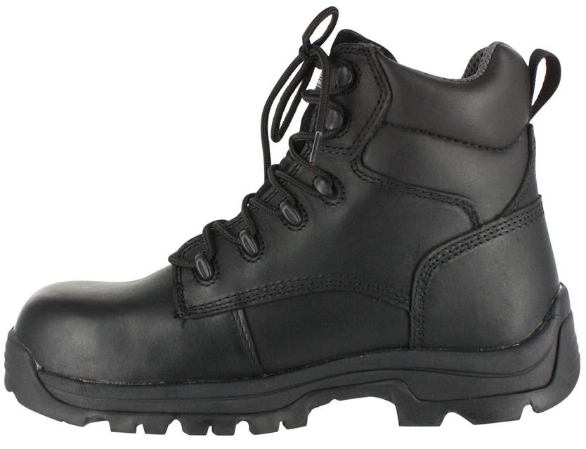 American Worker Men S Stealth Work Boots Composite Toe