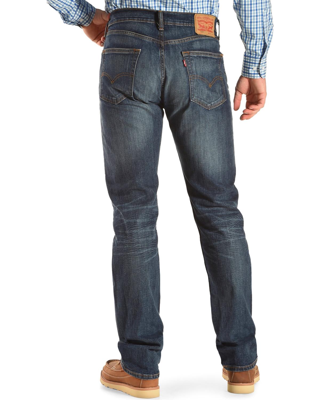 Levi S Men S Birdman 505 Regular Fit Jeans Straight Leg Sheplers