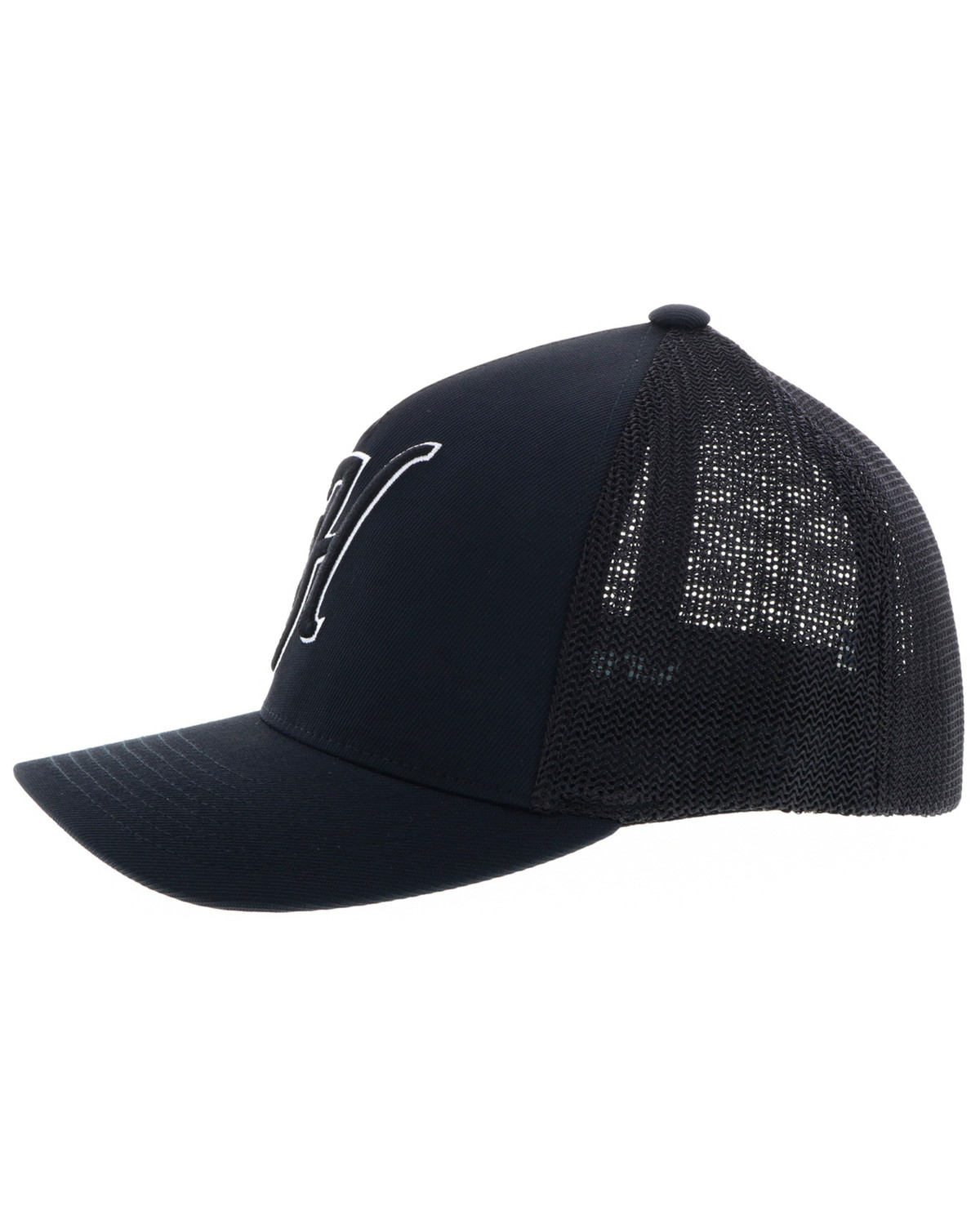 hot sale online 6eb13 1ee9f ... best price hooey mens black skipper flexfit cap black hi res 9503a fec10
