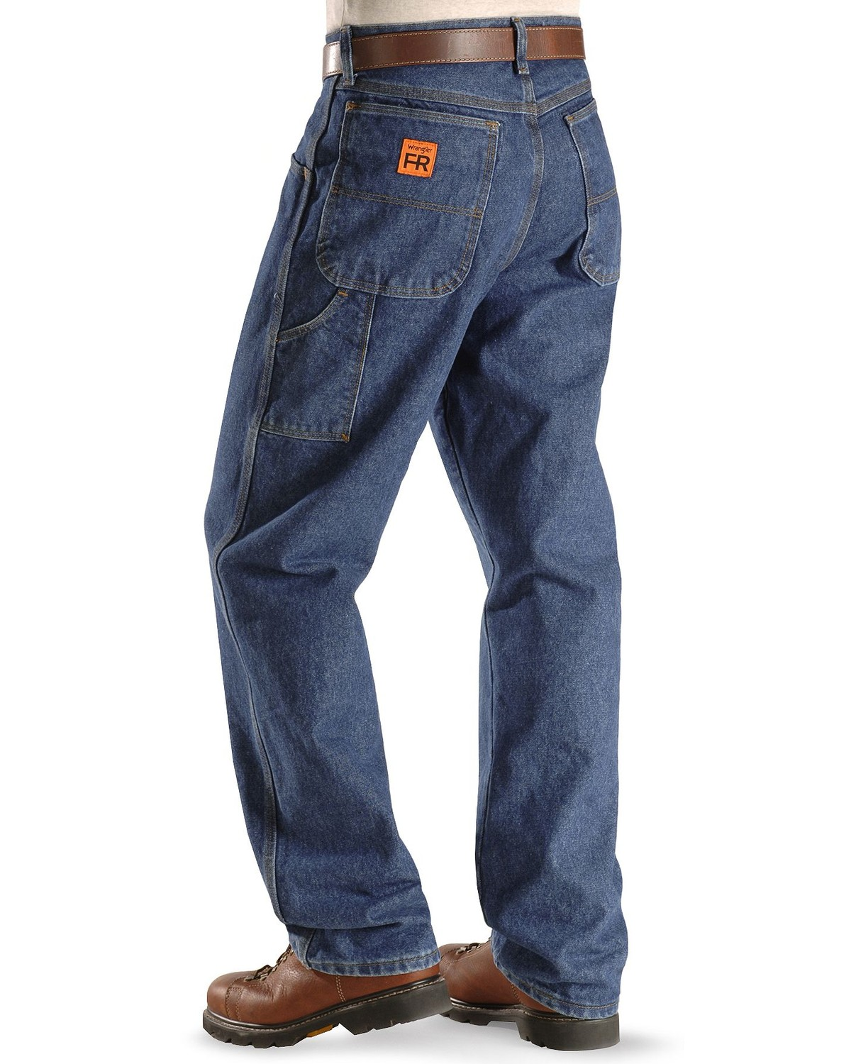 fire resistant wrangler riggs jeans carpenter relaxed fit sheplers