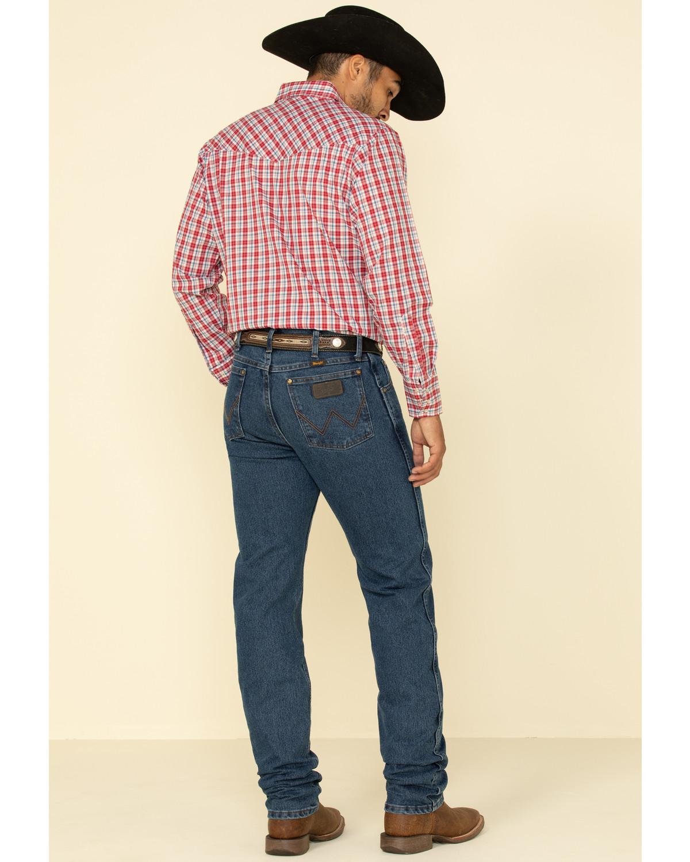 Wrangler premium bootcut jeans