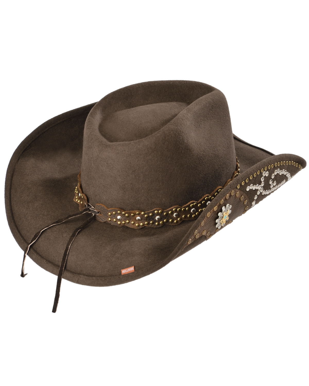 5f50e3896f8 Bullhide Hats Women s Your Everything Embellished Felt Cowgirl Hat ...
