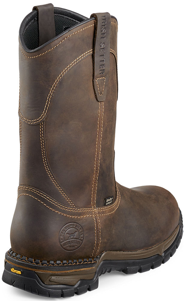 Red Wing Irish Setter Two Harbors Pull On Work Boots