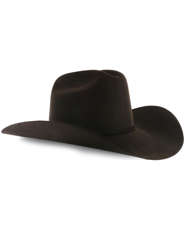 86f09c8a22d Rodeo king mens rodeo felt cowboy hat no color hi res JPG 1200x1500 Rodeo  king gus
