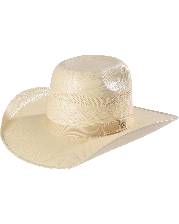 1133ee4d5cf Resistol Cisco (6x) Straw Cowboy Hat - Parchment N Lead