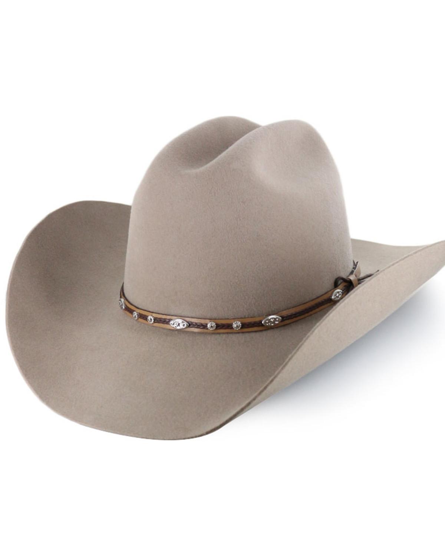Cody James Denton 3x Pro Rodeo Brim Felt Cowboy Hat Sheplers