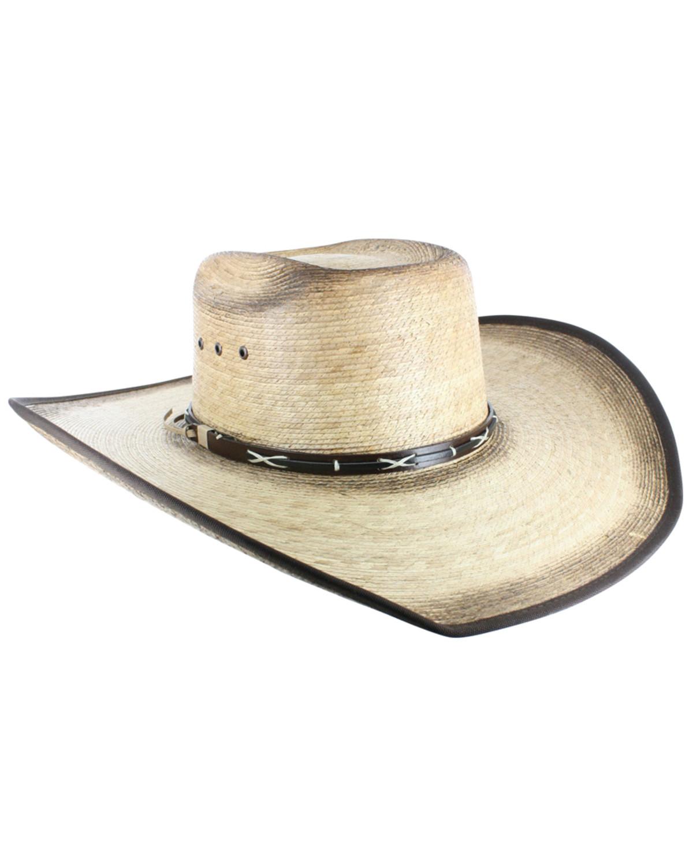 Cody James Men s Palm Leaf Cowboy Hat  df17a237442