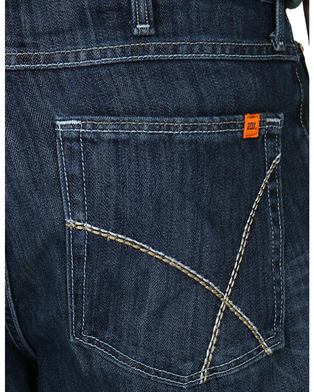 47f8520defe7 Wrangler 20X Men s 42 Vintage Bootcut Fire-Resistant Work Jeans ...