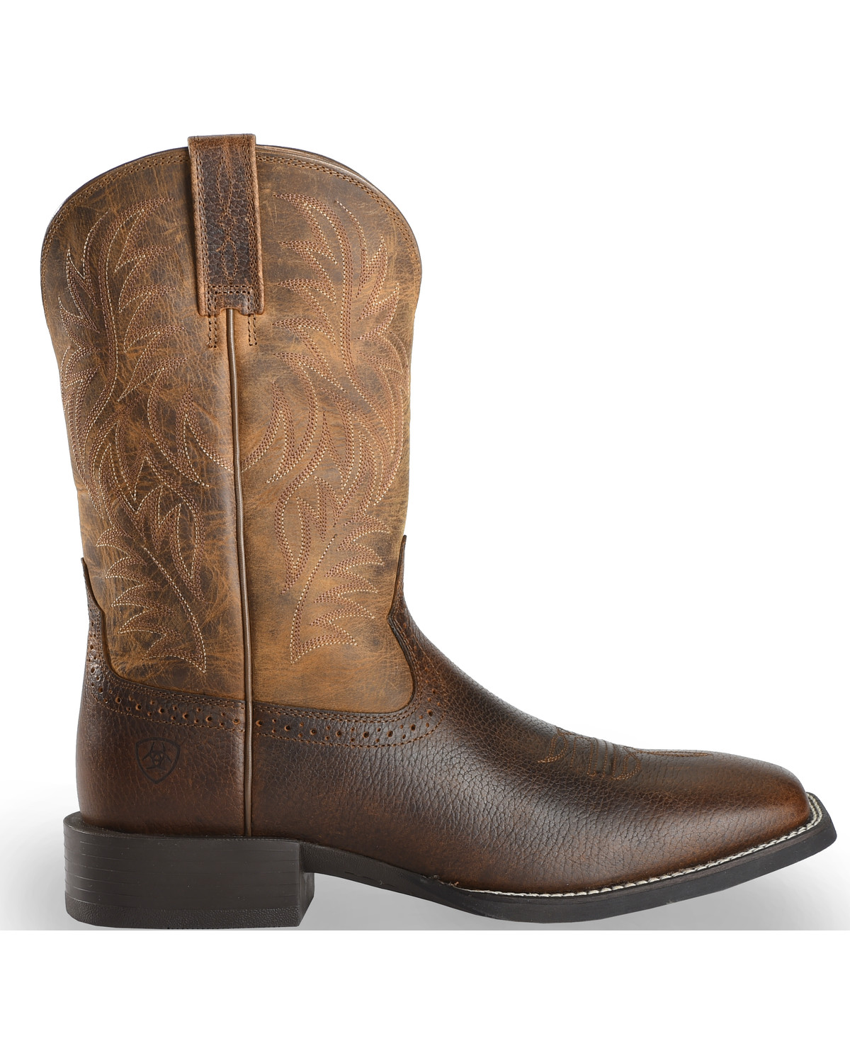 Ariat Sport Western Cowboy Boots Square Toe Sheplers