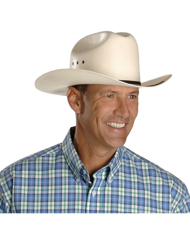Stetson Rancher Straw Cowboy Hat  57fc27123ae