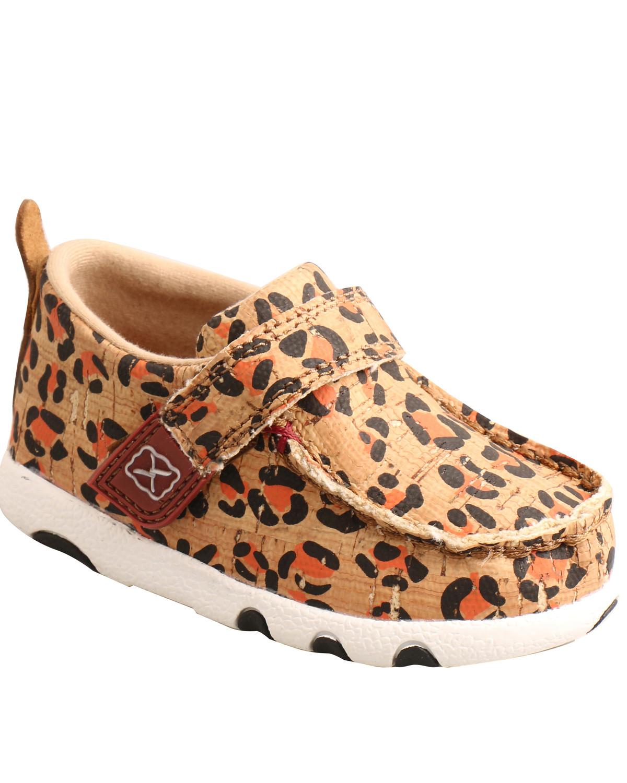 Twisted X Infant Girls' Leopard Print