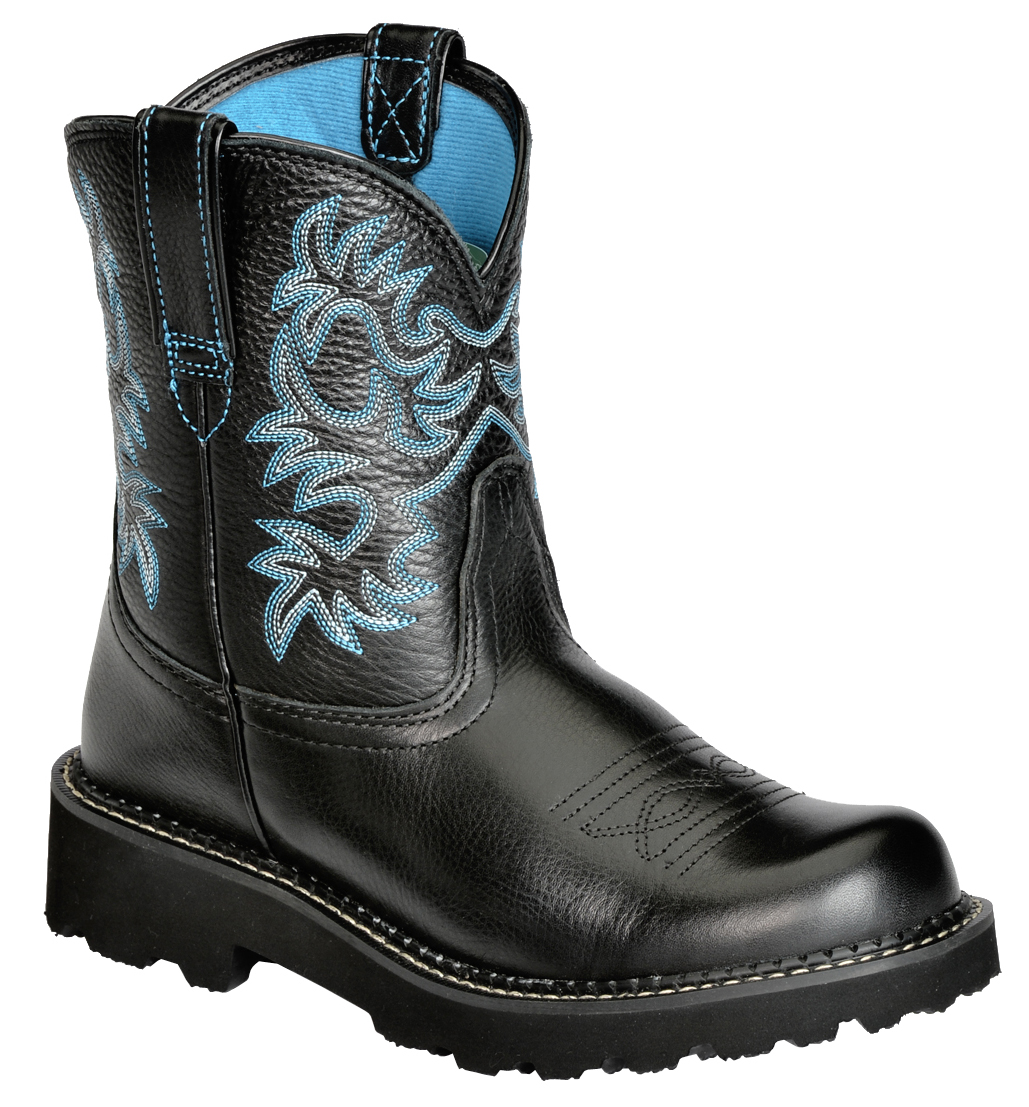 Ariat Fatbaby Black Cowgirl Boots Sheplers