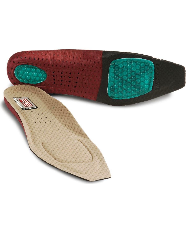 Ariat Women S Ats Footbed Squaretoe Sheplers