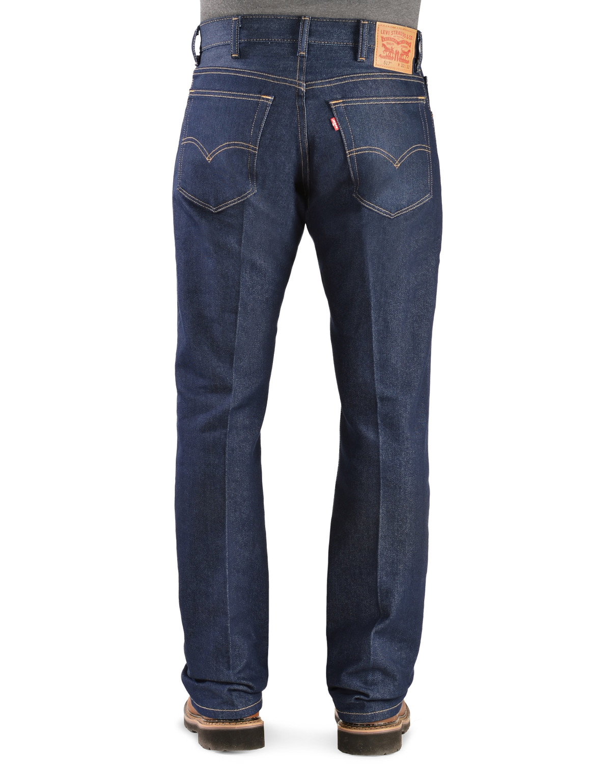 Levi S 517 Jeans Boot Cut Stretch Sheplers