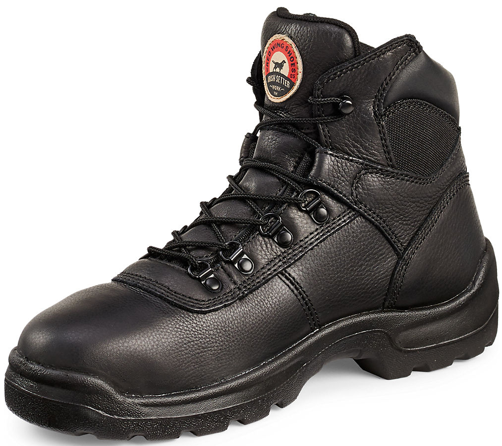 Irish Setter by Red Wing Shoes Men's Ely Black Hiker 6