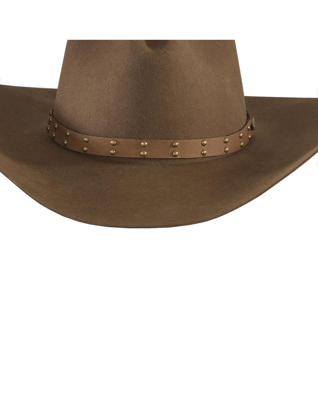 Stetson 4x Seminole Gus Buffalo Felt Cowboy Hat Sheplers