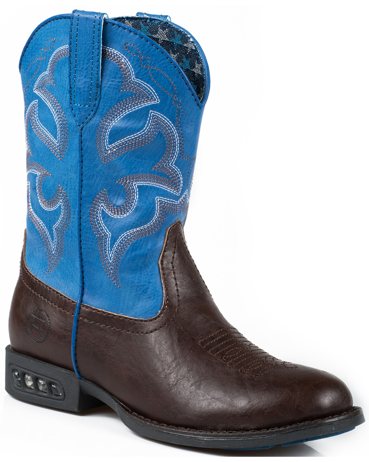 roper light up cowgirl boots