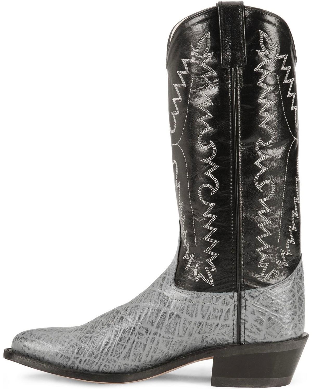 old west elephant print cowboy boots sheplers