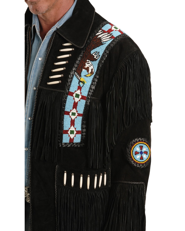 Eagles leather jacket