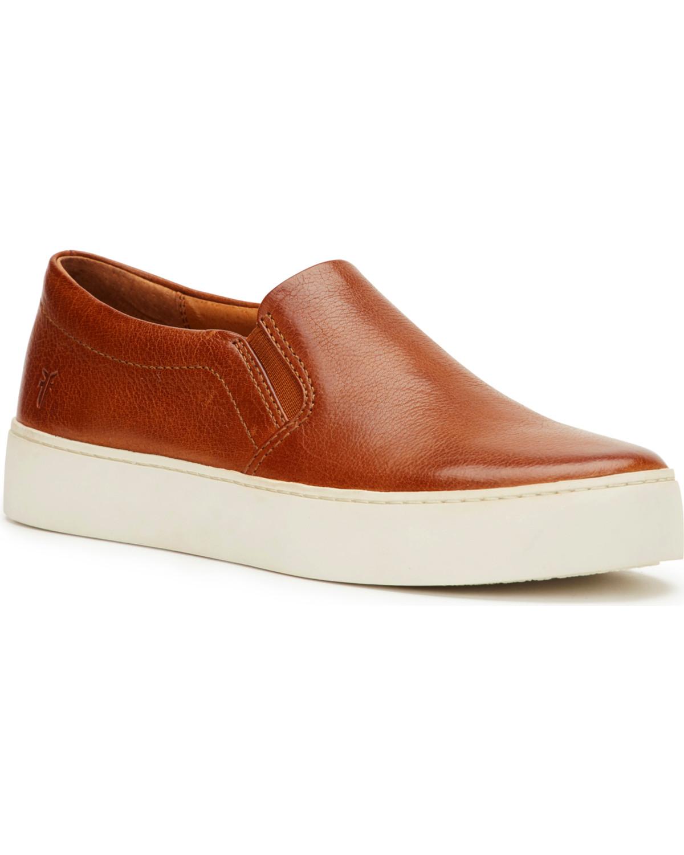 Frye Womens Lena Slip On Sneaker