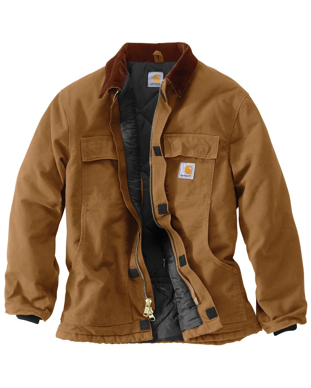 carhartt traditional duck work jacket sheplers. Black Bedroom Furniture Sets. Home Design Ideas