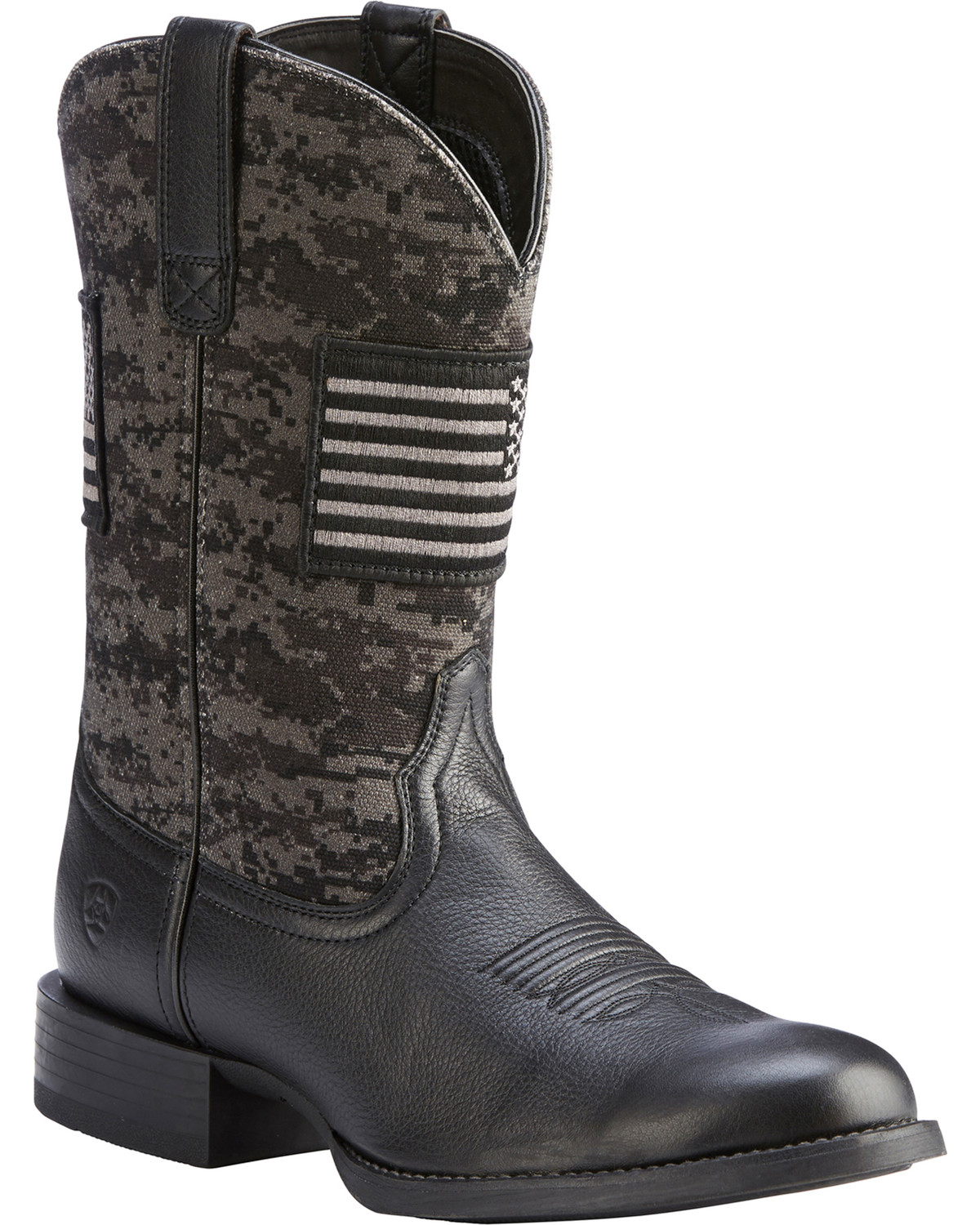 Ariat Boots Camo