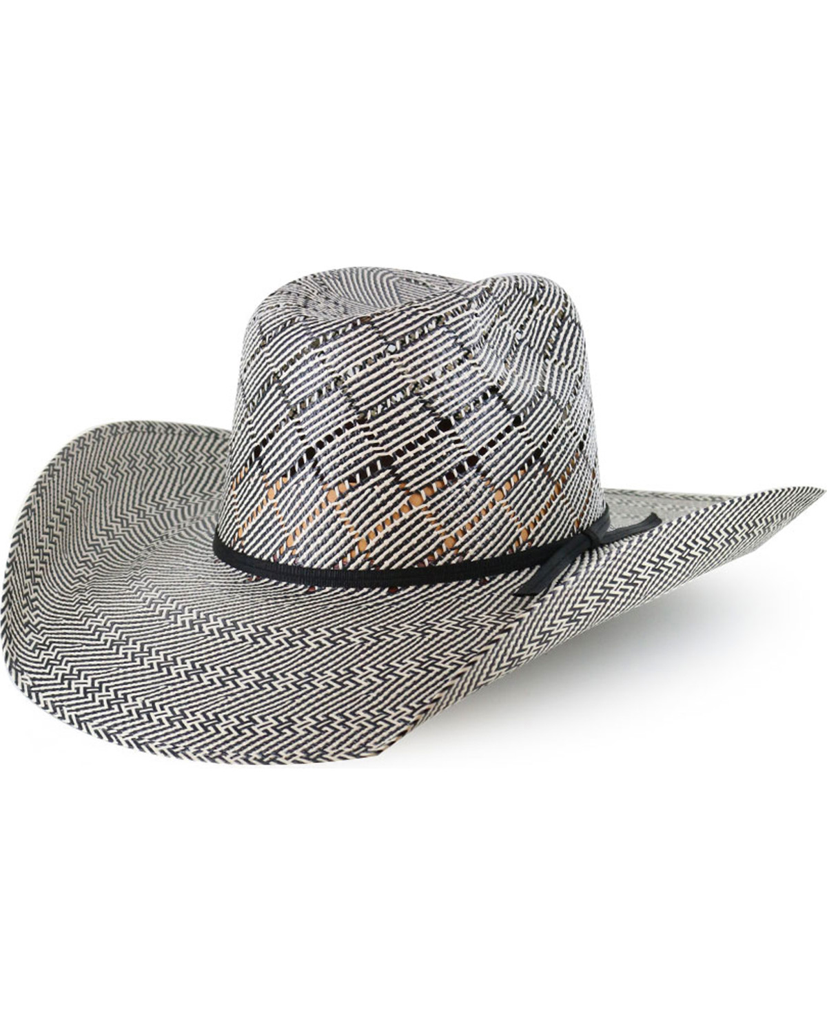 Cody James Men S 50x Vented Straw Cowboy Hat Sheplers 097bc5496dcd