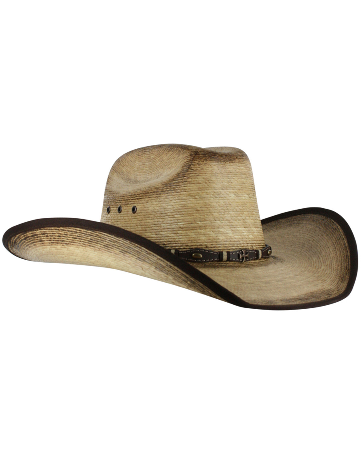 23c03547d82 Cody James Men s Ponderosa Straw Cowboy Hat