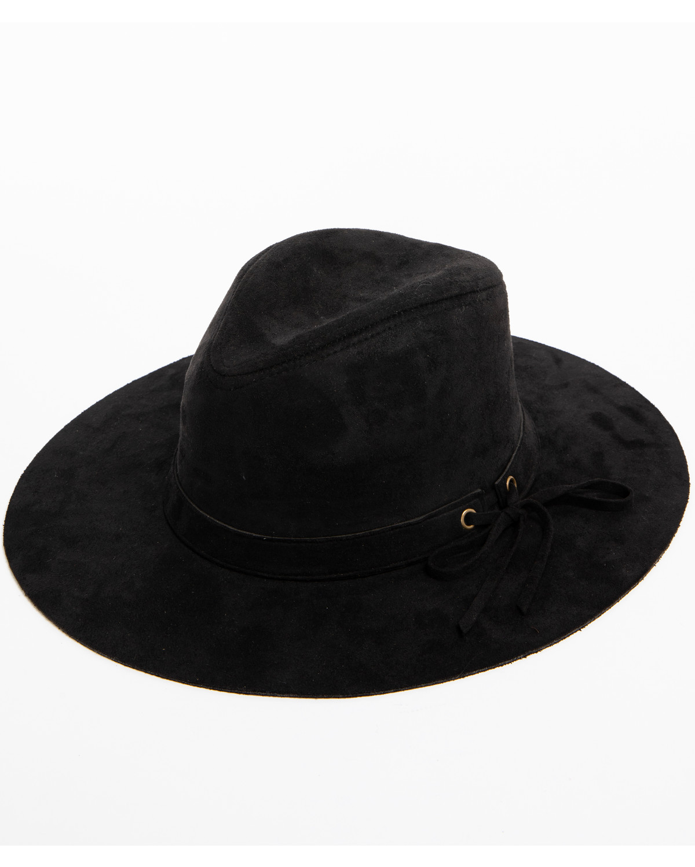 eee45574523 Greg Bourdy Womens Black Cowboy Hats