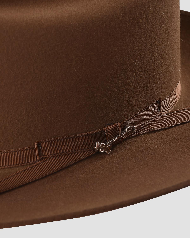 1bf739e52394b Stetson Men s Royal Deluxe Open Road Hat