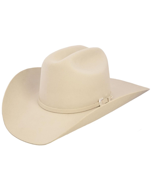 Resistol 2X Tucker Felt Cowboy Hat  03dcc9d42ed